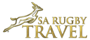 SA Rugby Travel logo