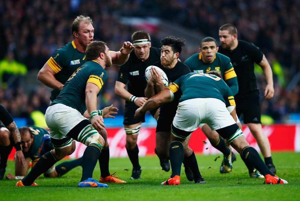 New Zealand V SA - SA Rugby Travel
