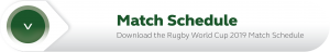Rugby World Cup 2019 - Match Schedule