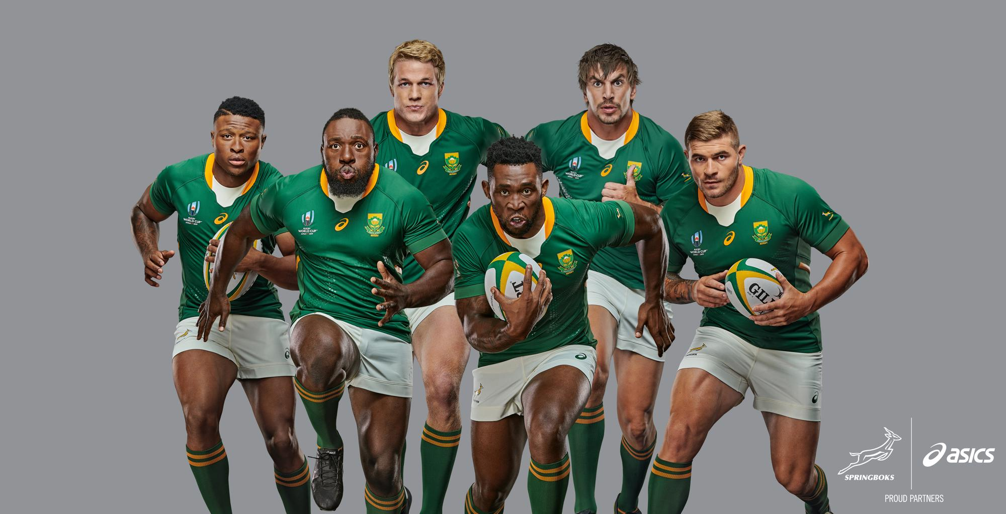 asics launch new  u2018unstoppable u2019 springbok jersey for 2019 rugby world cup